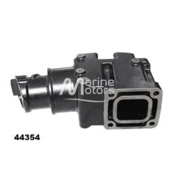 Coude d'échappement Mercruiser 807914,807988,807988A2, 4435A3 V6 ou V8 1986-2002 (Joint humide / wet)