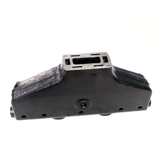 86894- Collecteur d'échappement VOLVO PENTA - GM 262 CID - V6 - 4.3l - 1993 et antérieur (Joint humide / wet)