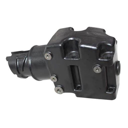 44354- coude d'échappement Mercruiser- 4 Pouces - V6 ou V8 1986-2002  (Joint humide / wet)