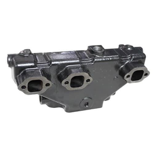 84612- Collecteur d'échappement Mercruiser 4.3L V6 262 - 2003 et +  (Joint sec / dry)