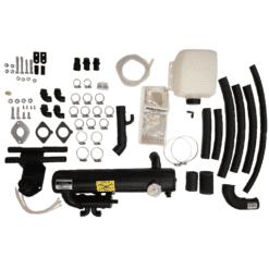 MFH-5230 - Kit échangeur eau douce complet pour Mercruiser V6 4.3L V8 5.0L, 5.7L 1985-1999