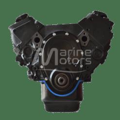 Moteur Marin reconditionné - GM 4.3L V6 - 262 CID - type GM262-LHT - 1987 à 1996avec carters, inférieur et de distribution