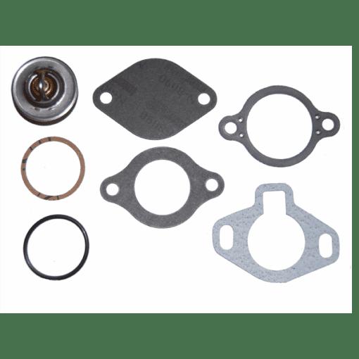 REC807252Q4 - Kit thermostat V6 & V8 61 degrés Celsius remplace Mercruiser 807252Q4