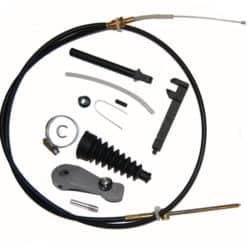 Câbles et mécanismes Mercruiser