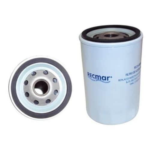 REC841750 - Filtre à huile V6 4.3L Volvo Penta 841750 / Mercruiser 35-883702Q / OMC 35-883702