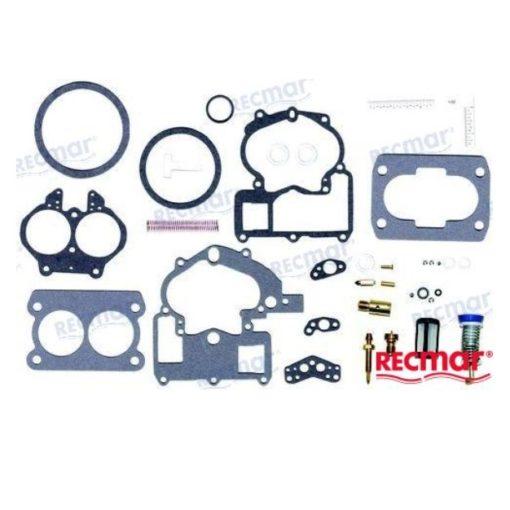 Kit de réparation de carburateur Mercarb pour moteurs Mercruiser. 3,0 L GM 181 I / L4 4.3L CARB ALPHA / BRAVO 5.0L CARB ALPHA / BRAVO 5,7 L CARB ALPHA / BRAVO 5,7 L CARB MIE SKI CARB 5,7 L Livré comme indiqué sur la photo Référence d'origine: 3302-804844002 Numéro de commande: REC3302-804844002 Égal à: GLM76086, SIE18-7098-1 Mercruiser OEM: 302-804844002, 302-96551, 3302-804844002, 804844001 Convient aux applications de carburateur Mercruiser Rochester suivantes: Hp / Modèle Numéro de série Année 120 Hp (GM 2,5 L, 153 cid, 4 en ligne) 0A492056 - 0B531853 1986 2,5 L (GM 2,5 L, 153 cid, 4 en ligne) 0B531854 - 0C853255 1987-1989 140 Hp (GM 3.0L, 181 cid, Inline 4) 0A484073 - 0B450800 1986 3.0L (GM 3.0L, 181 cid, Inline 4) 0B450801 et plus 1987-2004 3.0LX (GM 3.0L, 181 cid, Inline 4) 0C856559 - 0K999999 1990-1997 165 Hp (Merc 3.7L, 224 cid, Inline 4) 0B434941 - 0B774251 1987 170 Hp (Merc 3.7L, 224 cid, Inline 4) 6916779 - 0B434940 1985-1989 3.7L (Merc 3.7L, 224 cid , En ligne 4) 0B774252 et plus 1988 - 1989 175 Hp (GM 4,3L, 262 cid, V-6) 0B527955 - 0B773242 1987 4,3L (GM 4,3L, 262 cid, V-6) 0B773243 et plus 1988 - 2004 200 Hp (GM 5,0L, 305 cid, V-8) 0A482027 - 0B774444 1986-1987 5,0L (GM 5,0L, 305 cid, V-8) 0B774445 et plus 1988 - 2004 5,7L (GM 5,7L, 350 cid, V-8) 0F601000 et plus 1996 - 2004 5.7L MIE (GM 5.7L, 350 cid, V-8) 0L002003 et plus 1998 - 2004 5.7L Ski (GM 5.7L, 350 cid, V-8) 0F775200 et plus 1996 - 2004