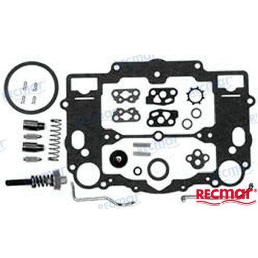 REC809065 - Kit réparation carburateur Weber 4 BBL Mercruiser 809065