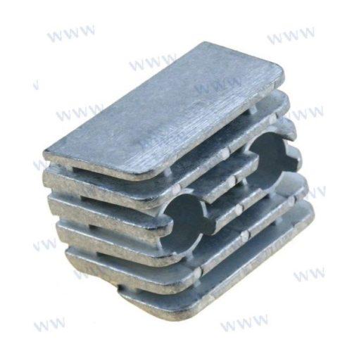 REC873395 - Anode zinc pour tablier Volvo penta sx / Dp-s 873395