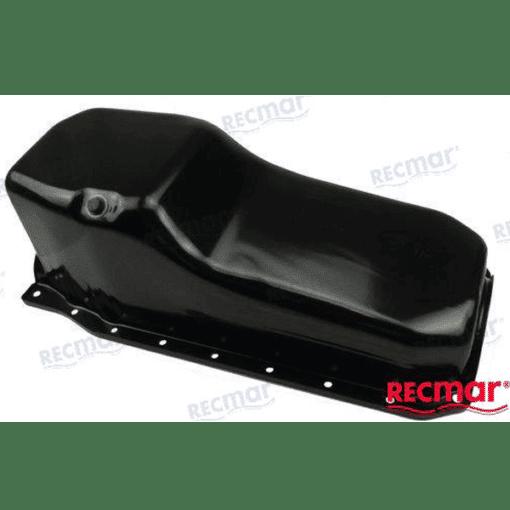 REC15353 - Carter d'huile V8 5.0L et 5.7L Mercruiser 13840A1 / Volvo Penta 3857778 - 1987 +