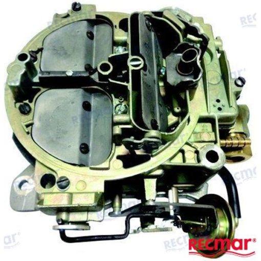 REC3304-9354A2 - Carburateur Rochester 4BBL reconditionné Mercruiser 3304-9354A2