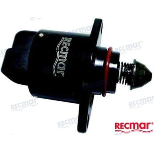 REC3855194 - Capteur IAC commande de ralenti GM V6 - V8 Mercruiser 805224A1 / Volvo Penta 3855185 / OMC 3855194