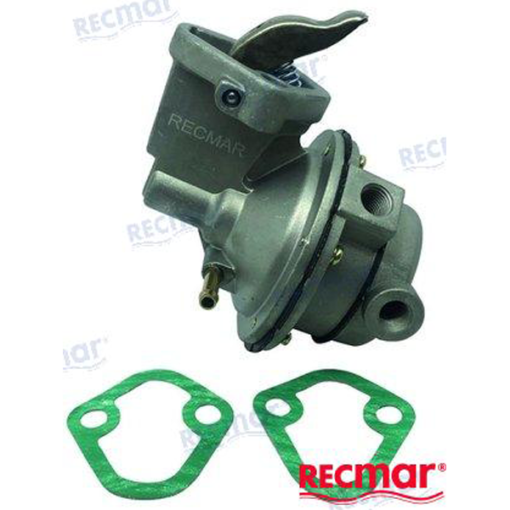 REC826493 - Pompe à carburant mécanique V6 - V8 5.0L et 5.7L / Volvo Penta 826493