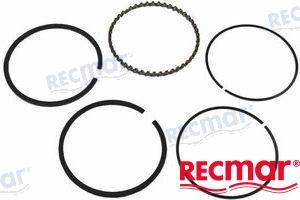REC11001 - kit segments V6 4.3l avant 1995 Mercruiser: 17464 , 39-17464 ; Volvo Penta : 3853960