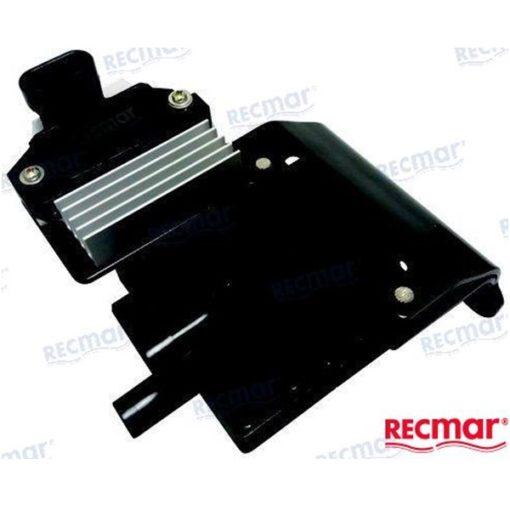 REC3861985 - Bobine d'allumage GM V6 4,3L et V8 5,0L - 5,7L - 6,2L, MPI et GXI, Mercruiser 863704 / Volvo Penta 3861985