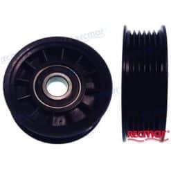 REC807757T - Poulie de tendeur Mercruiser 807757T / Volvo Penta 3860201
