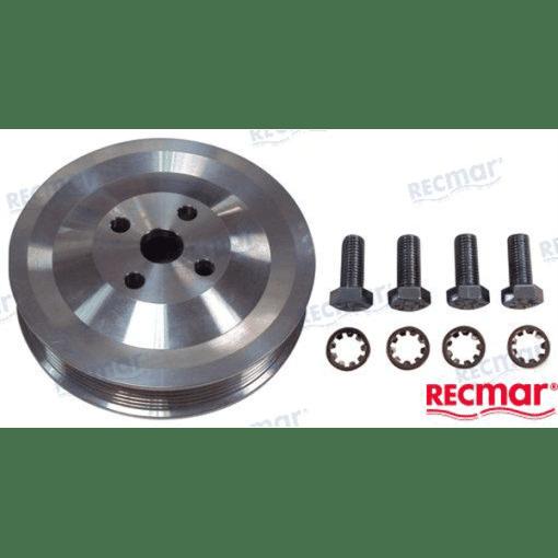 REC861579 - Poulie de pompe a eau de mer - Mercruiser 861579