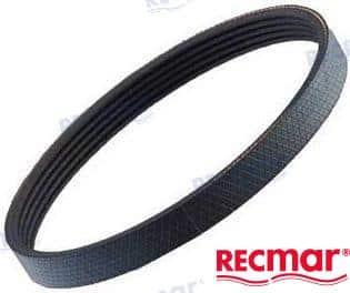 REC3860092 - courroie plate Volvo Penta 3860092