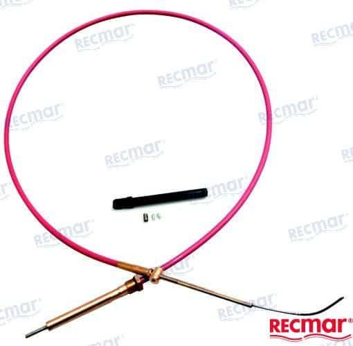 REC987661 - câble inversion embase OMC cobra 0778040 , 0987498 , 0987661 , 987661