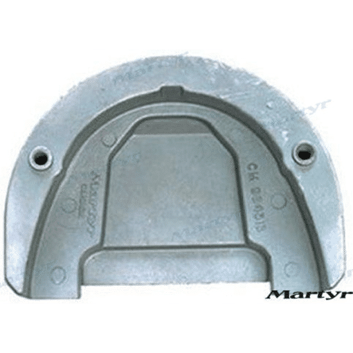 CM984513- Anode zinc - Embase Cobra - OMC 0778070 / Mercruiser 802474 / Volvo Penta 3854866