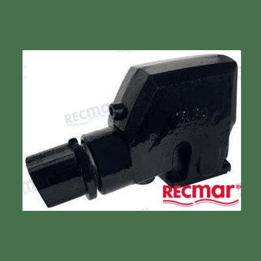 REC3855269 -Coude échappement FORD - V8 - (Joint humide / wet)