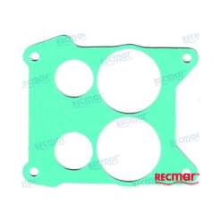 REC27-48399 - Joint carburateur 4bbl - GM V8 - Mercruiser 27-48399 / OMC 0509043