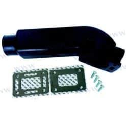 HOT20907 - Coude d'échappement Indmar - GM V8 5.0L et 5.7L - (Joint humide / wet)