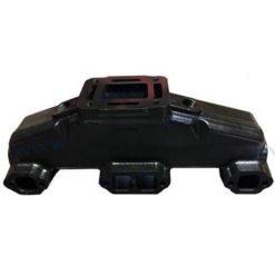 HOT20997 - Collecteur d'échappement Indmar - GM V8 5.0L et 5.7L - (Joint humide / wet)