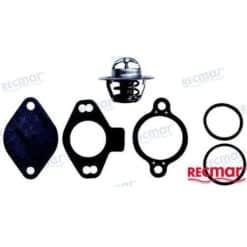 REC807252Q4 - kit thermostat V6 et V8 140° Mercruiser 807252Q4 / OMC 0508562