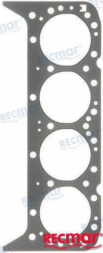 FEL17020 - Joint de culasse gm v8 5.0l Mercruiser 5.0L / LX OMC 5.0L Volvo AQ200 / 231 -ref. origine mercruiser : 27-75611 / 27-75611001 -ref. origine volvo : 3853380