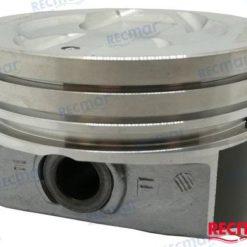 REC10004 -Piston cote standard GMV6 4.3 l et V8 5.7l avant 1995 Volvo: 3854219; Mercruiser: 735-850097, 735-9716T1, 850097