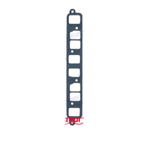 REC27-53354 - Joint de collecteur admission / échappement OMC GM 3.0l (1973-1990) 908079 Mercruiser: 27-53354, 53354, 802377; OMC: 0508561, 0778121, 0908079, 908079
