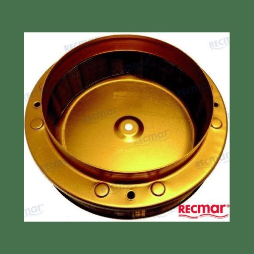 REC805298A1 - Pare flamme pour carburateur 4 corps - GM V6 et V8 - Mercruiser 805298A1