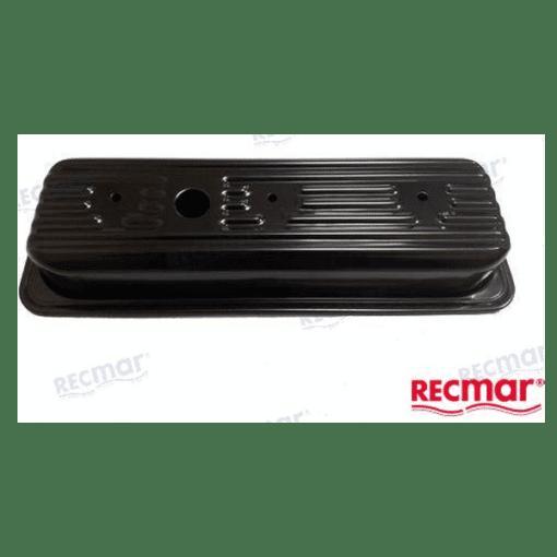 RECTW6502 - Cache culbuteur GM V6 4.3L - Sans bouchon d'huile - Mercruiser 11979