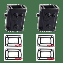 "REC3842853 - Kit rehausse 6"" (158mm) - Original - Volvo Penta 3842853 - (Joint humide / wet )"